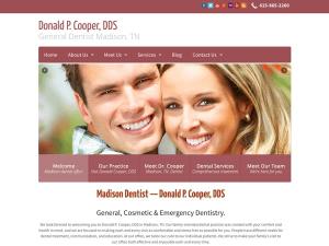 Donald P. Cooper, DDS