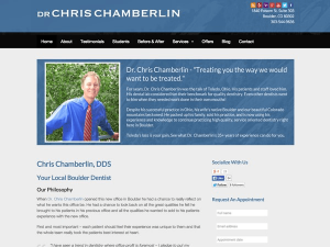 Chris Chamberlin, DDS