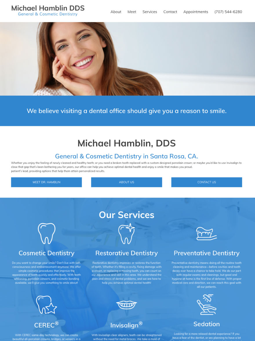 Michael D. Hamblin, DDS